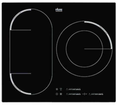 plaque 3 foyers induction en 60 cm de large pas cher