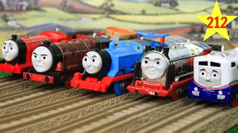Thomas And Friends The Great Race #212 Trackmaster Thomas