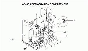 Manitowoc Qy674c Ice Machine Parts Diagram