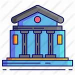 Court Icon Icons Premium Lineal