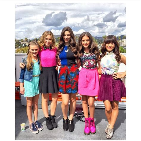girls  nickelodeon show   cute pre kca