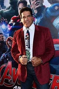 Lou Ferrigno Avengers Age of Ultron world premiere | The ...