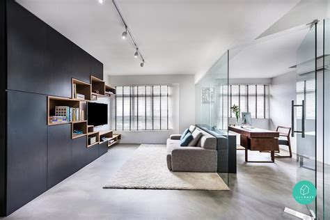 Ideas For Small Rooms Singapore by 10 Open Concept Designs For Your Future Flexi Hdb Flat
