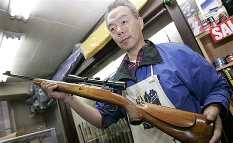 japan  virtually eliminated shooting deaths