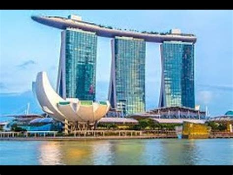 Greatest Building The Planet How Marina Bay Sands Was