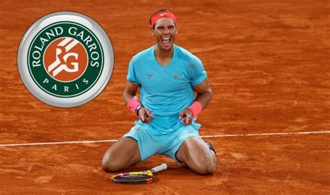 Rafael Nadal hails French Open 'love story' with Roger ...
