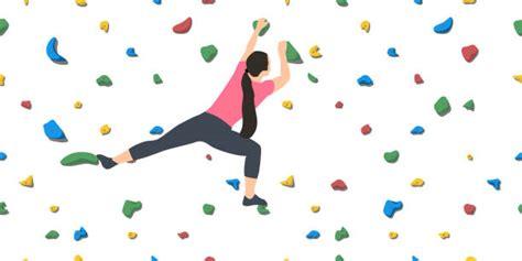 Best Rock Climbing Wall Illustrations Royalty Free Vector