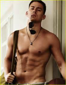 The Pink Heart Society: Male on Monday: Channing Tatum