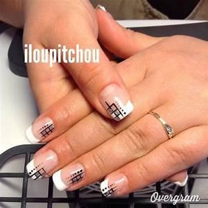 Ongles Pinterest : vaness mod les ongles pinterest ongles manucure et ongles vernis ~ Melissatoandfro.com Idées de Décoration