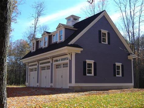 Detached Garage Pepperell Ma Design