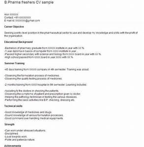 b pharm curriculum vitae curriculum vitae With resume of b pharmacy students