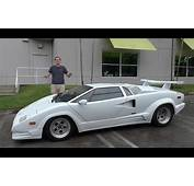 Heres Why The Lamborghini Countach Is Worth $300000