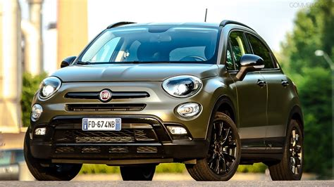 fiat 500x s design 4x4 new fiat 500x s design s side of the city and road look