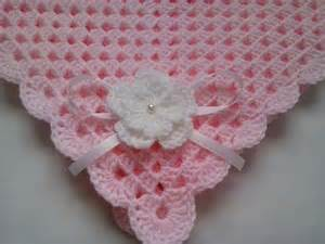 Baby Girl Crochet Blanket Pattern