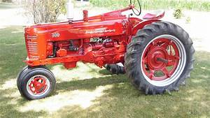 1955 Farmall 300 Row Crop