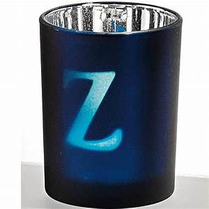 enesco gifts a22680 z candle votive alphabet votives by With large letter candles
