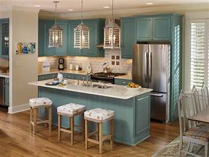 1000 images about kitchens on pinterest quality cabinets With best brand of paint for kitchen cabinets with wall art ocean