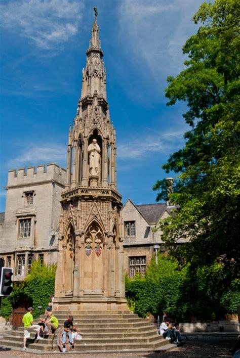 martyrs memorial oxford england