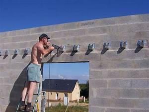 Sabot De Charpente : l histoire de la construction de notre maison non class ~ Melissatoandfro.com Idées de Décoration
