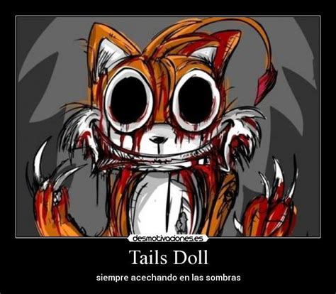 Tails Doll Meme - anime with fox demon in it