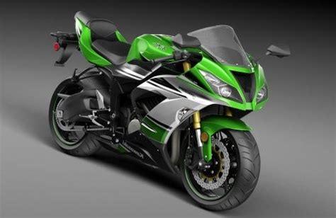 2017 Ninja Zx6r Bike Rear Pics  Motorcyclenews 2017 Sport