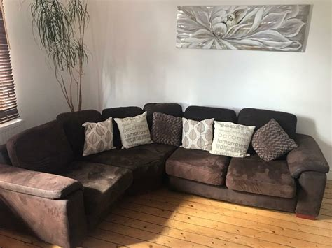 Corner Sofa Cushions by Brown Corner Sofa Cushions Not Included In Hucknall
