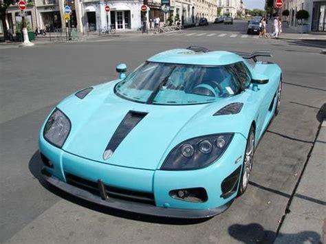 turquoise koenigsegg koenigsegg ccxr driving in paris youtube