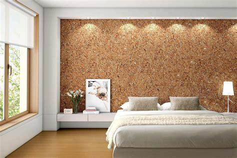 cork wallpaper interior finishing advice  small