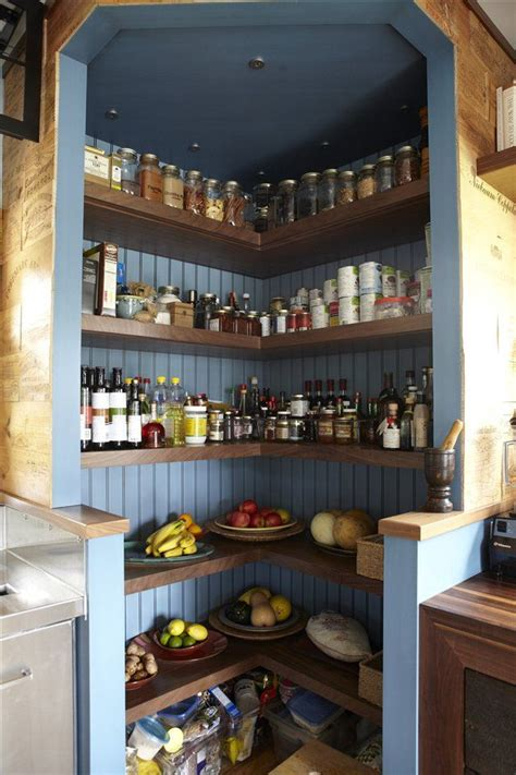 Open Cupboard Food Pantry by Chef Michael Smith S Open Pantry Kitchen Reno Ideas