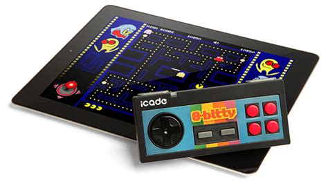Icade 8 Bitty Retro Wireless Game Controller For Iphone
