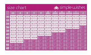 Medela Bra Size Chart Simple Wishes Hands Free Pumping Bra For Use With A