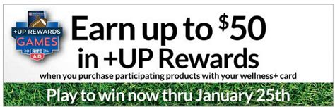 rite aid new winter rewards rite aid up rewards games earn up to 50 00 in upr ftm