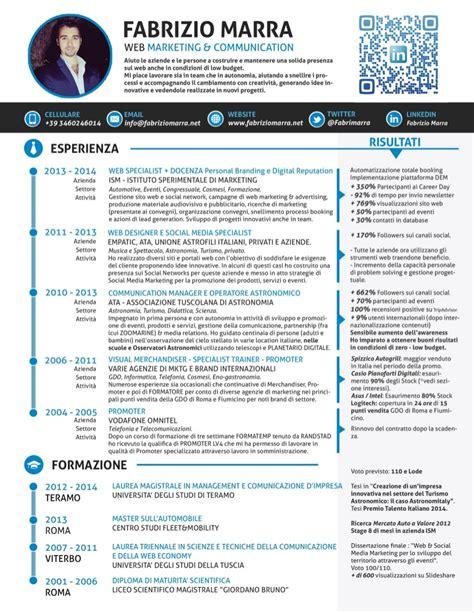 digital marketing curriculum fabrizio marra web marketing digital communication