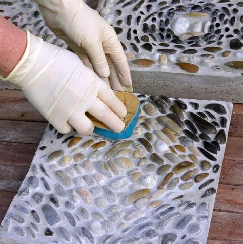 Fliesen Entfernen Selber Machen by Mosaikplatten Aus Beton Selber Machen Concrete Ideas