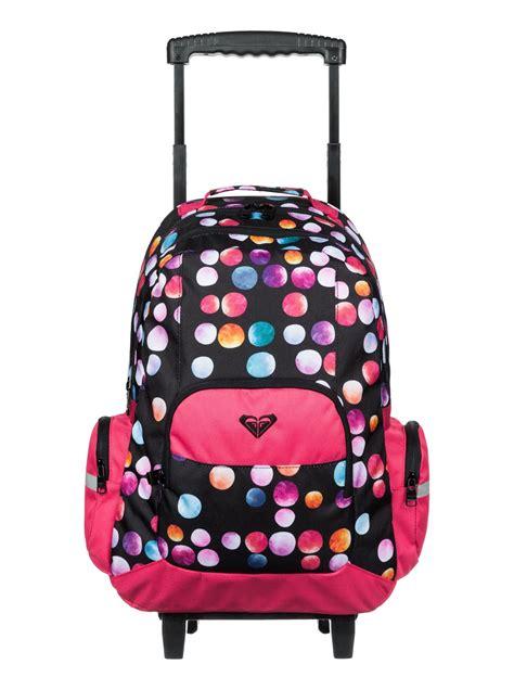 Roxy Free Spirit Backpack Rolling