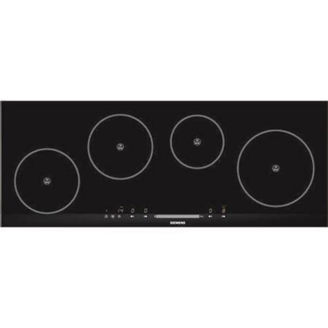 siemens eh975me11e iq500 slimline 90cm induction hob in stainless steel appliances direct