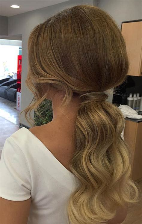47 gorgeous prom hairstyles for hair stayglam