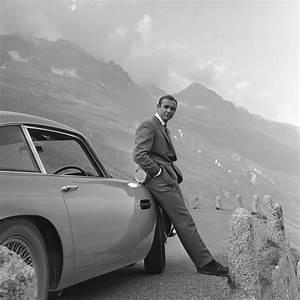 GOLDFINGER - Bond Car Chase Through Furka Pass in ...