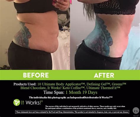 This opens in a new window. Fabulous Body Wraps - Ind. It Works Distributor: IT Works Keto Coffee Reviews