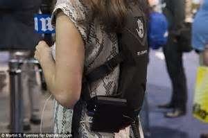 2 x ¼ line inputs switchable between. M2 'tactile audio' vest uses bone conduction technology to ...