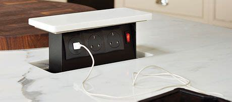 pop up electrical outlets for kitchen islands 17 best images about tomadas on cable 9737
