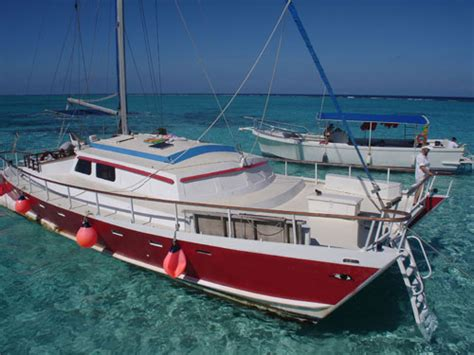 Catamaran Excursion by Stingray City Charters Grand Cayman Cruise