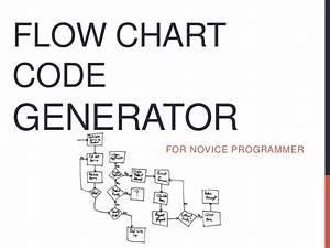 Flow Chart Code Generator Firt Seminar V1
