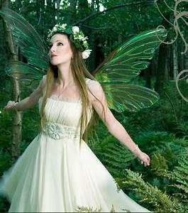 Emerald Fairy - Fairies Photo (18057800) - Fanpop