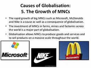 Globalization in detail and international business