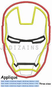 506 best images about borduur disney on pinterest disney With iron man face mask template