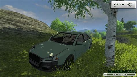 audi  accident edition  gamesmodsnet fs fs