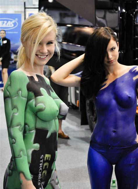 Bodypainting For Everyone Thomas T Flickr