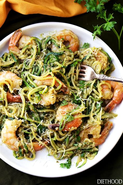 easy healthy zoodle zucchini noodle recipes