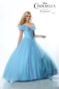Disney Cinderella Prom Dress